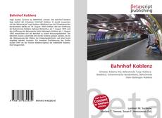 Bahnhof Koblenz的封面