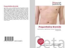 Propantheline Bromide的封面