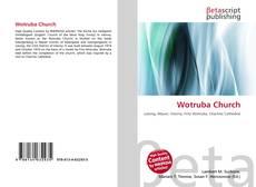 Buchcover von Wotruba Church