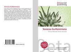 Bookcover of Sorocea Guilleminiana