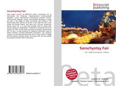 Bookcover of Sorochyntsy Fair