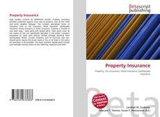 Couverture de Property Insurance