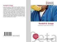 Capa do livro de Randall B. Griepp