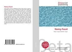 Buchcover von Nancy Faust