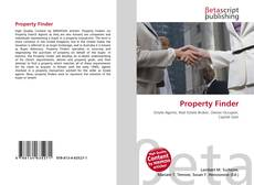 Bookcover of Property Finder