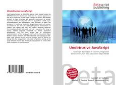 Bookcover of Unobtrusive JavaScript