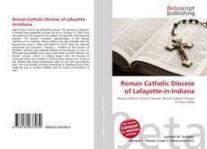 Portada del libro de Roman Catholic Diocese of Lafayette-in-Indiana
