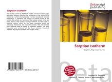 Bookcover of Sorption Isotherm