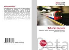 Buchcover von Bahnhof Hameln