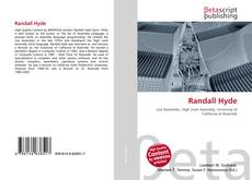 Bookcover of Randall Hyde