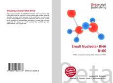 Couverture de Small Nucleolar RNA R160
