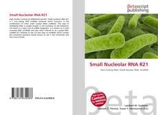 Couverture de Small Nucleolar RNA R21