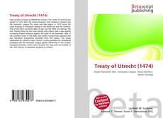 Portada del libro de Treaty of Utrecht (1474)