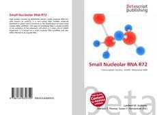 Couverture de Small Nucleolar RNA R72