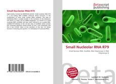 Couverture de Small Nucleolar RNA R79