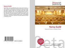 Bookcover of Nancy Guild