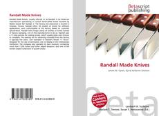 Bookcover of Randall Made Knives