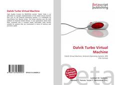Copertina di Dalvik Turbo Virtual Machine