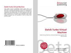 Buchcover von Dalvik Turbo Virtual Machine
