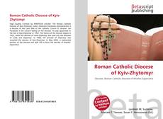 Capa do livro de Roman Catholic Diocese of Kyiv-Zhytomyr
