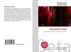 Bookcover of Bluetooth Stack
