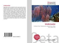 Bookcover of Underwater