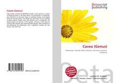 Capa do livro de Cavea (Genus)