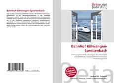 Bahnhof Killwangen-Spreitenbach的封面