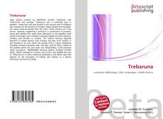Buchcover von Trebaruna