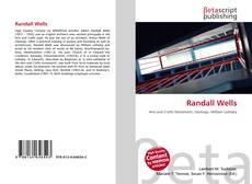 Buchcover von Randall Wells