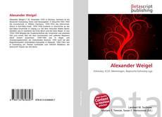 Bookcover of Alexander Weigel