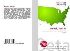 Buchcover von Randall, Kansas