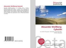 Portada del libro de Alexander Weißberg-Cybulski