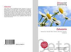 Bookcover of Zaluzania