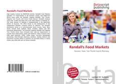 Portada del libro de Randall's Food Markets