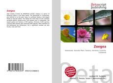 Bookcover of Zoegea