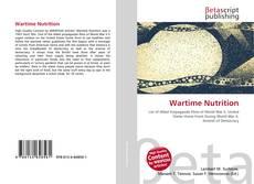 Portada del libro de Wartime Nutrition