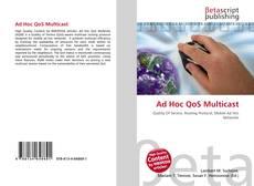Capa do livro de Ad Hoc QoS Multicast