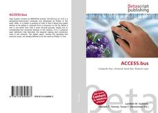 Bookcover of ACCESS.bus