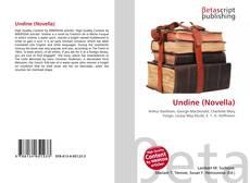 Buchcover von Undine (Novella)