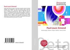 Bookcover of Paul-Louis Simond