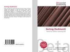 Bookcover of Sorting (Sediment)