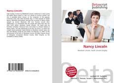 Bookcover of Nancy Lincoln