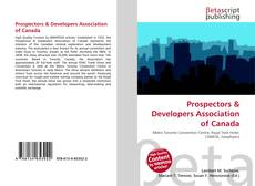 Buchcover von Prospectors & Developers Association of Canada
