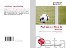 Bookcover of Paul-Georges Ntep de Madiba