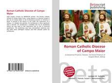 Copertina di Roman Catholic Diocese of Campo Maior