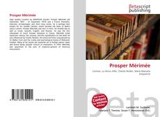 Couverture de Prosper Mérimée