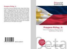 Buchcover von Prospero Pichay, Jr.