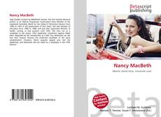 Nancy MacBeth的封面