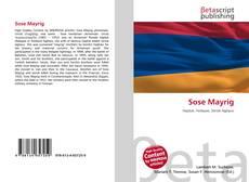 Sose Mayrig的封面